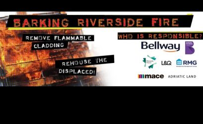 Barking Riverside Fire Inquiry